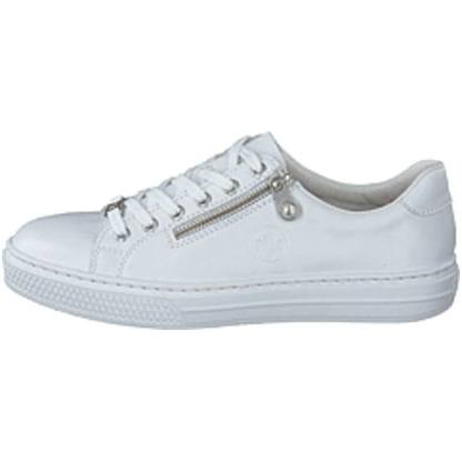 L59l1-80 Rieker white shoes