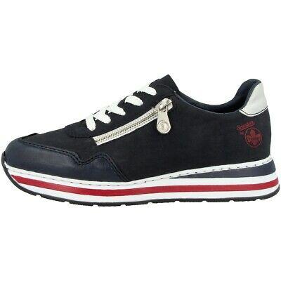 L2321-15 Rieker women's navy sneaker