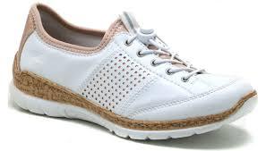 N42G8-80 Rieker white trainers