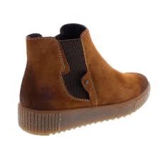 Rieker Y6461-24 brown ankle boot