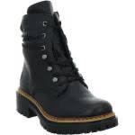 Rieker 72621-00 black ankle boot